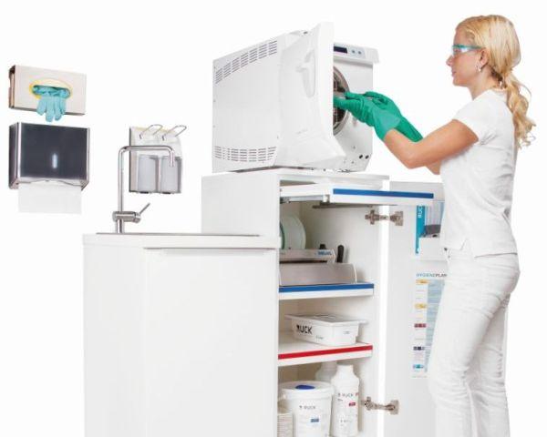 Dezynfekcja i sterylizacja dla podologa mobilnego – propozycja firmy RUCK®
