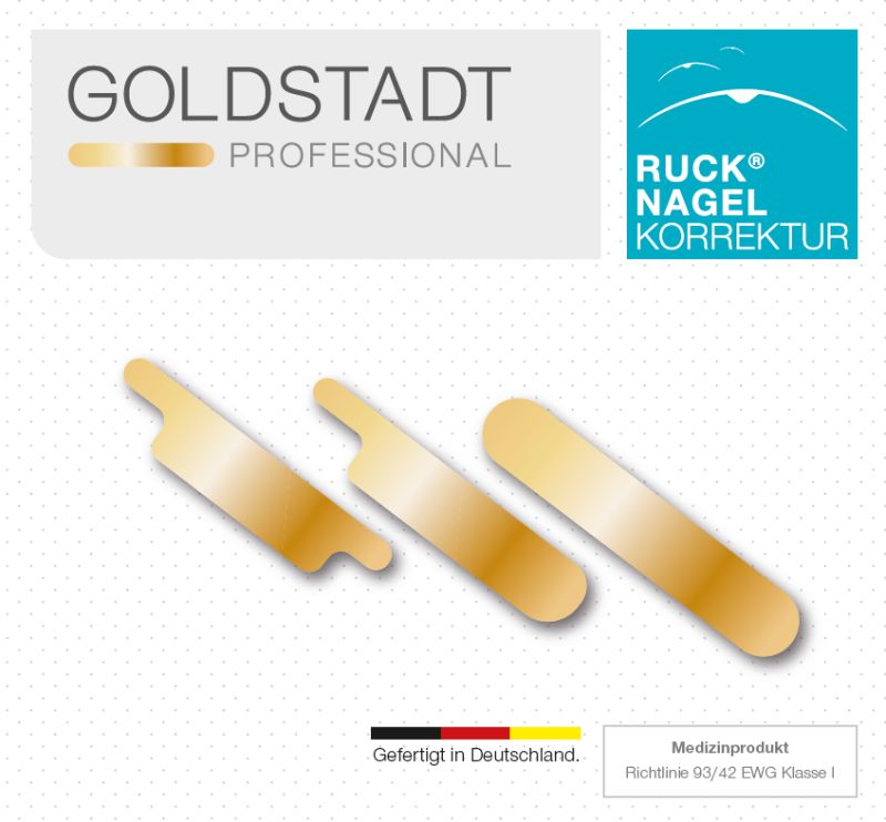 Nowe klamry RUCK® GOLDSTADT professional – skuteczność i elegancja