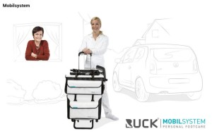 Ruck-mobil-system
