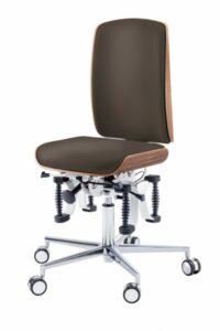 krzesło zdrowotne bioswing