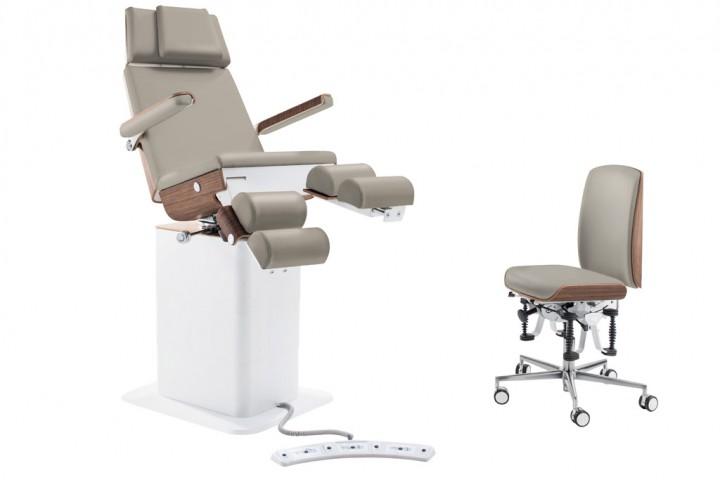 Nowa era foteli kosmetyczno-podologicznych